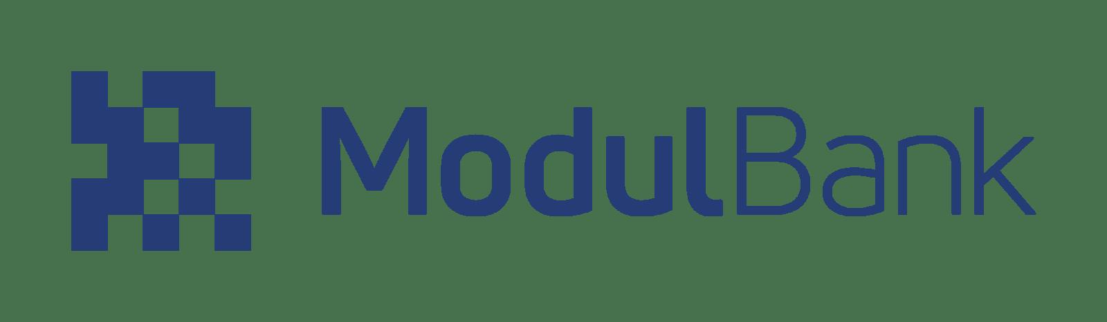 лого модуль банк